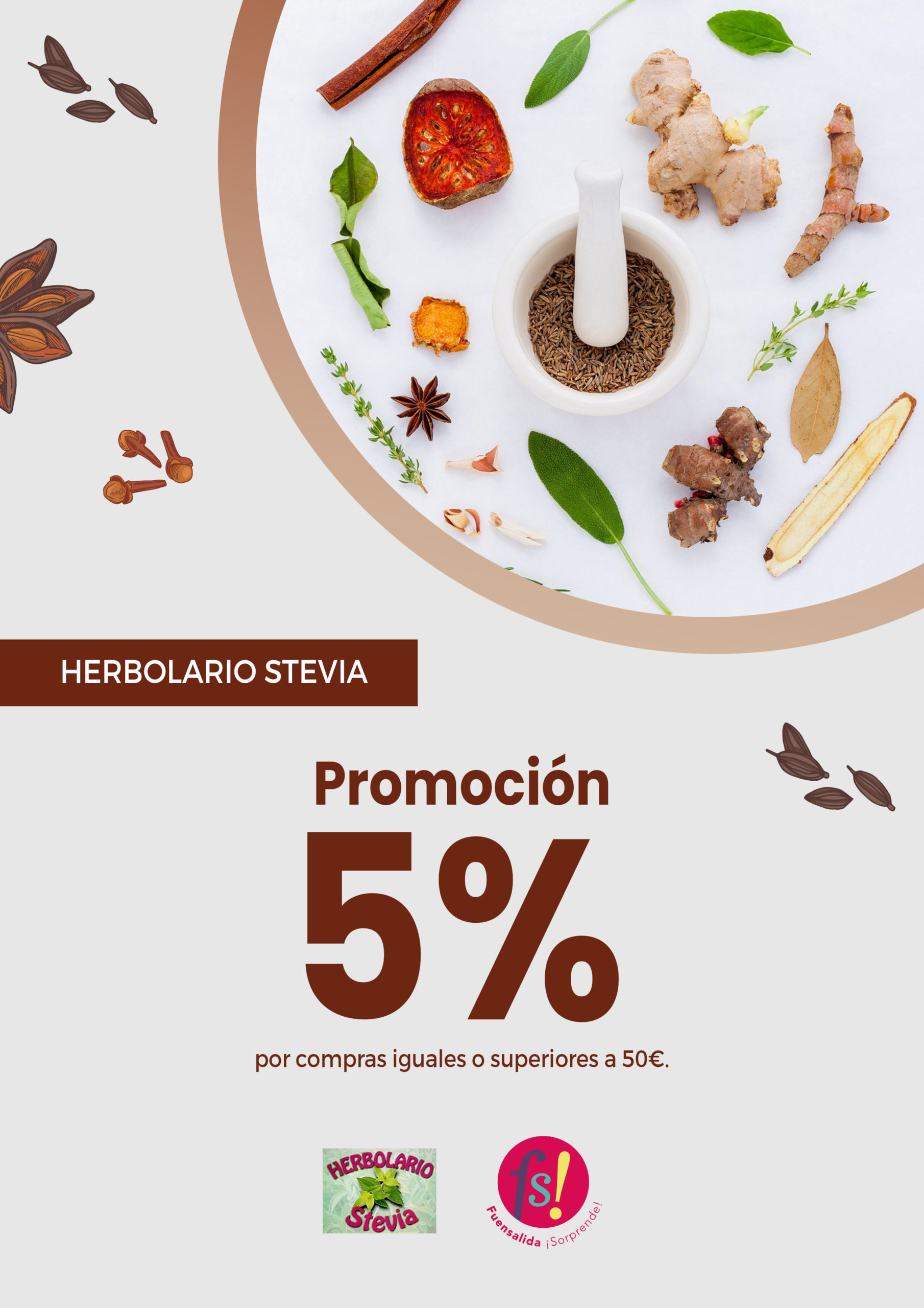 Herbolario Stevia